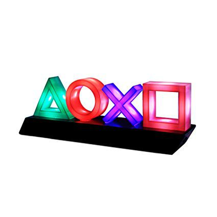 Luminária Decorativa Ícones (icons light): Playstation - Paladone