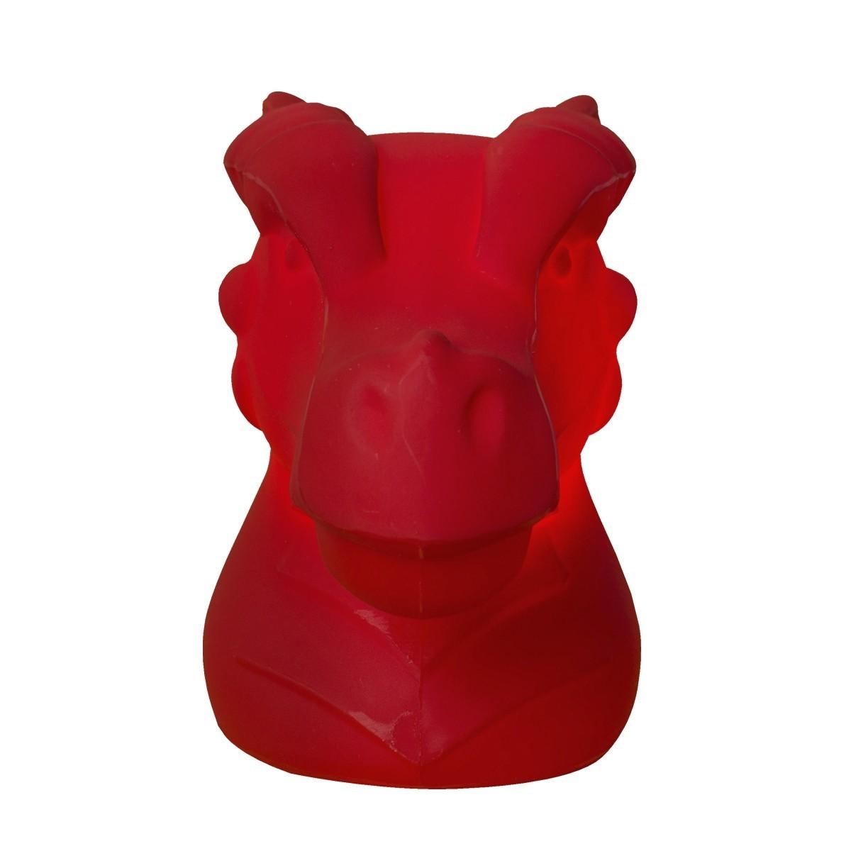 Luminária Dragão Vermelho