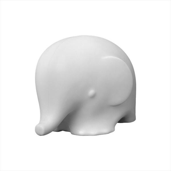 Luminária Elefante Natural