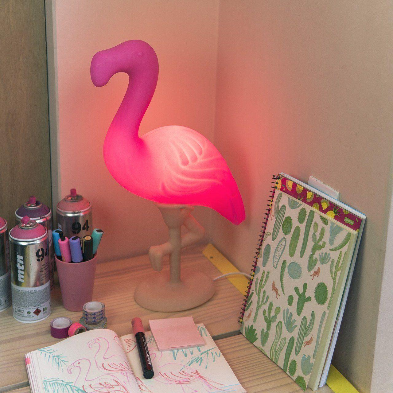 Luminária Flamingo (Pink)