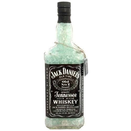 Luminária Garrafa de Whiskey: Jack Daniel´s