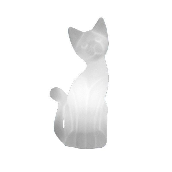 Luminária Gato Magrelo (Branco)