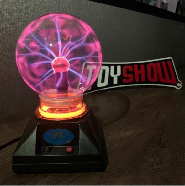 Luminária Globo Plasma Pequeno Plasma Light - (13cm)