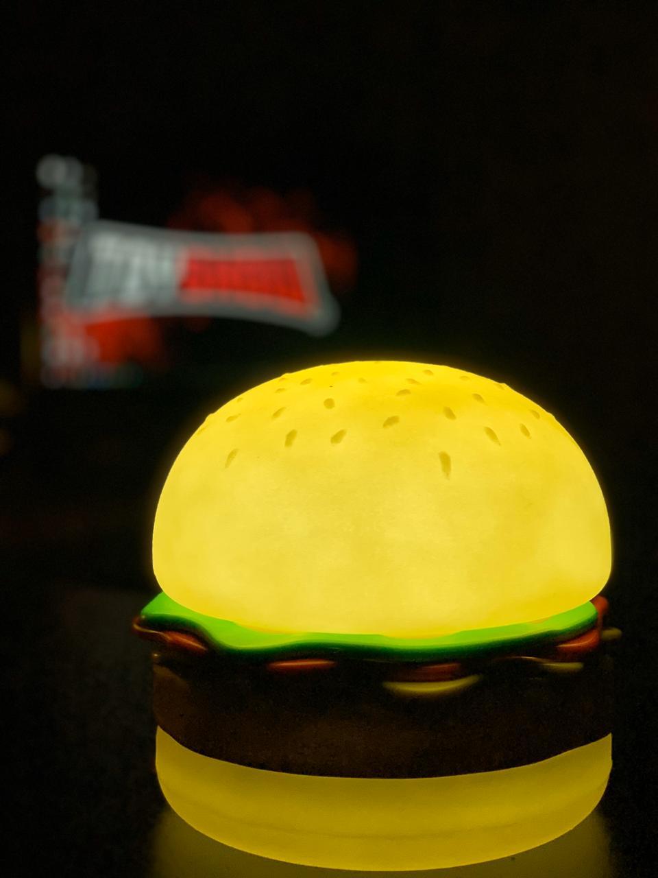 Luminária Hambúrguer