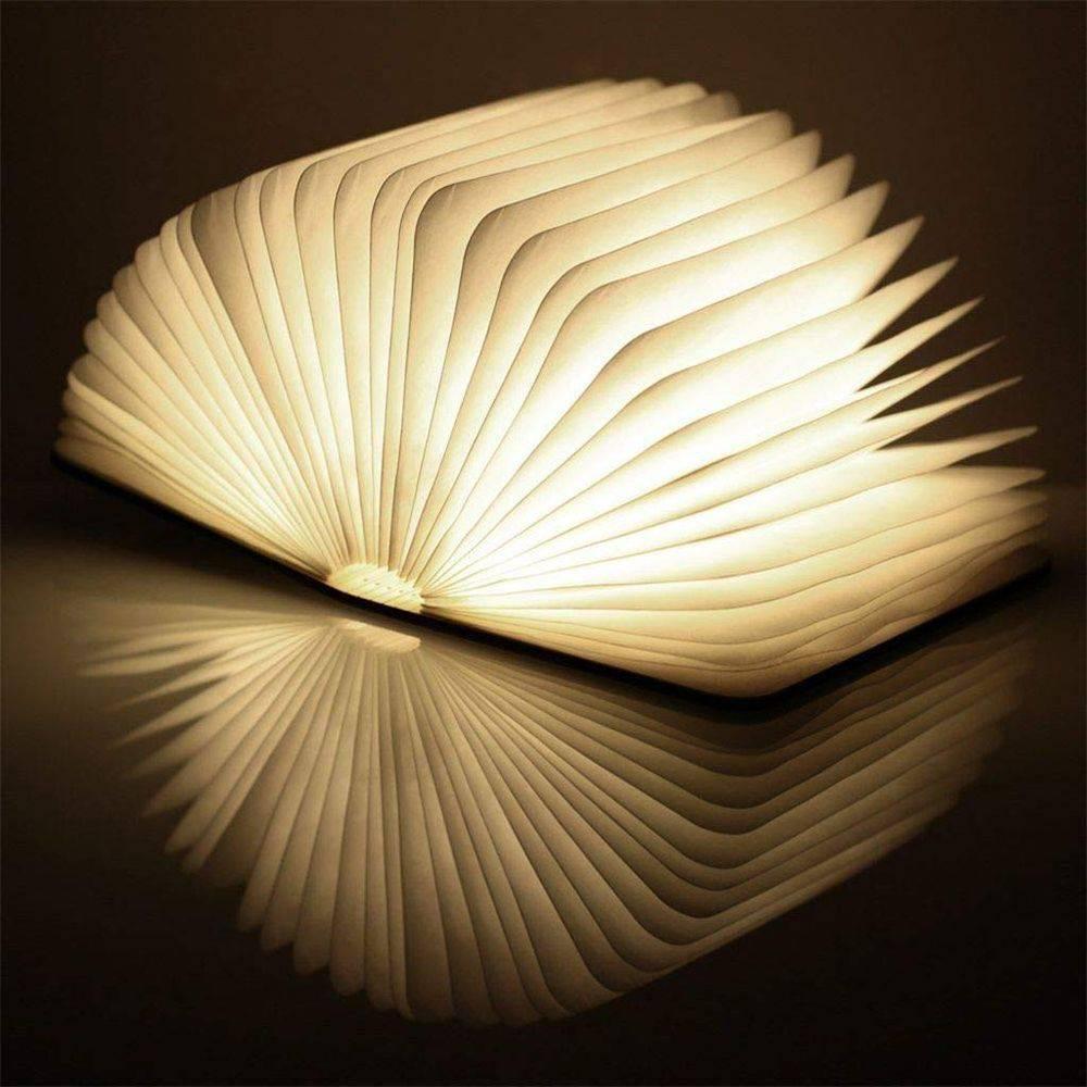 Luminária Led Livro