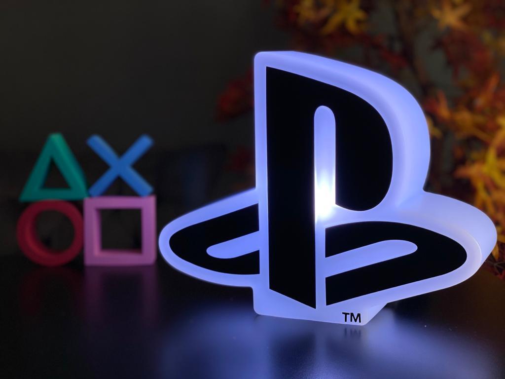 Luminária Logo: Playstation