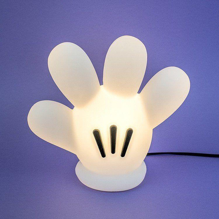 Luminária Luva Mickey: Disney