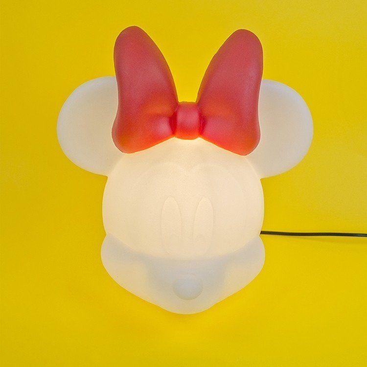 Luminária Minnie (3D): Disney