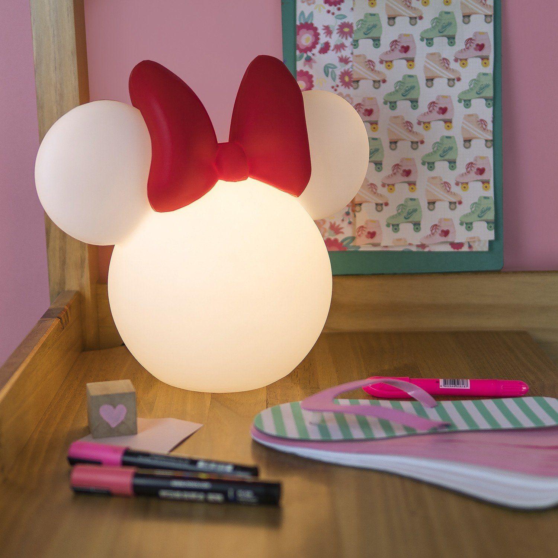 Luminária Minnie (Clean): Disney