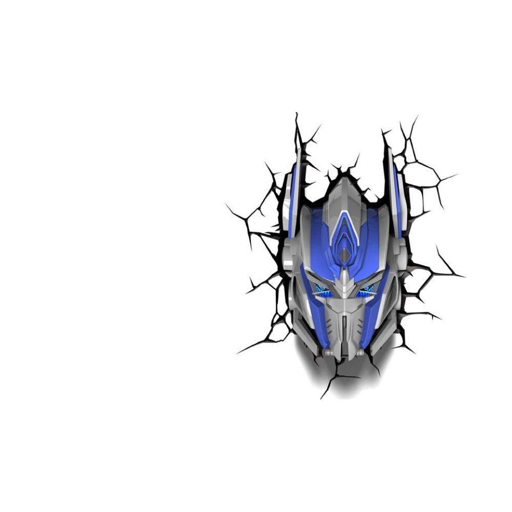 Luminária Optimus Prime - 3D Light FX