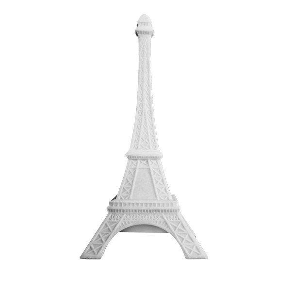 Luminária Torre Eiffel (Branco)