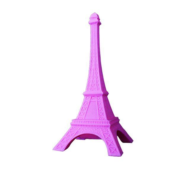 Luminária Torre Eiffel (Rosa)