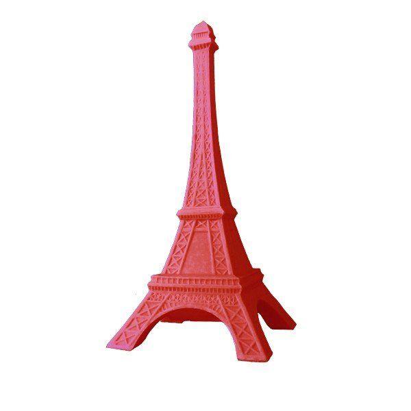 Luminária Torre Eiffel (Vermelho)