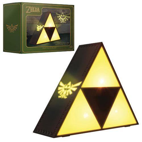 Luminária Triforce: Legend Of Zelda - Paladone
