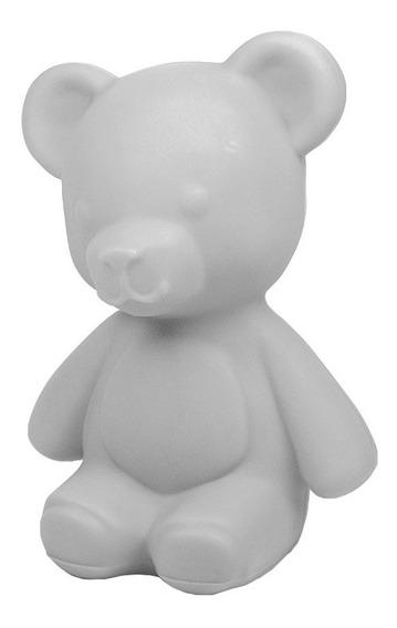 Luminária Ursinho Teddy (Branco) - Usare