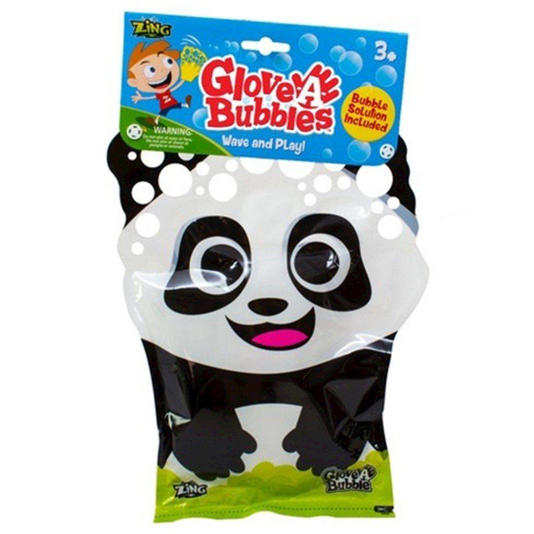 Luva Bolha (Urso Panda) - DTC