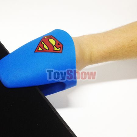 Luva de Forno/Cozinha Bico Superman
