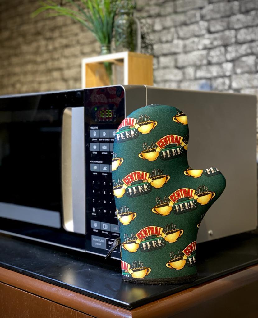 Luva de Forno/Cozinha Central Perk: Friends - EV
