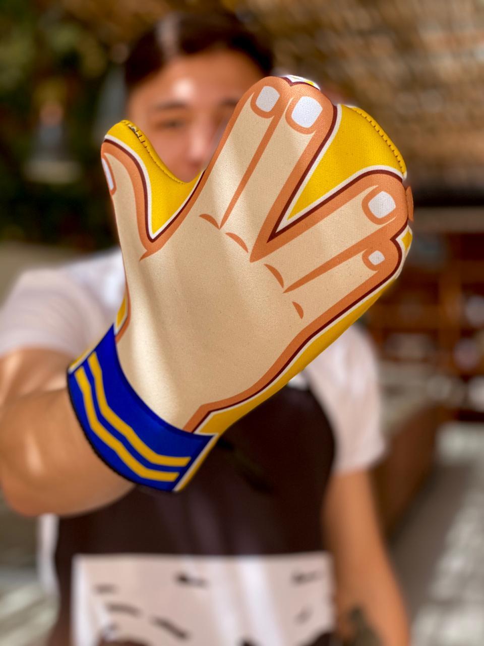 Luva de Forno/Cozinha: Spock