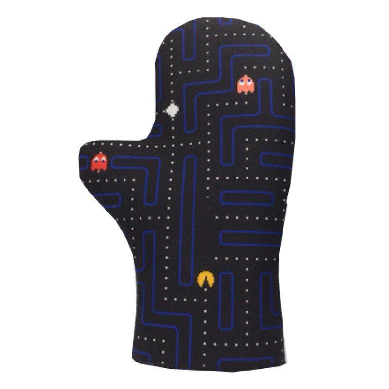Luva de Forno/Cozinha: Pac-Man - EV