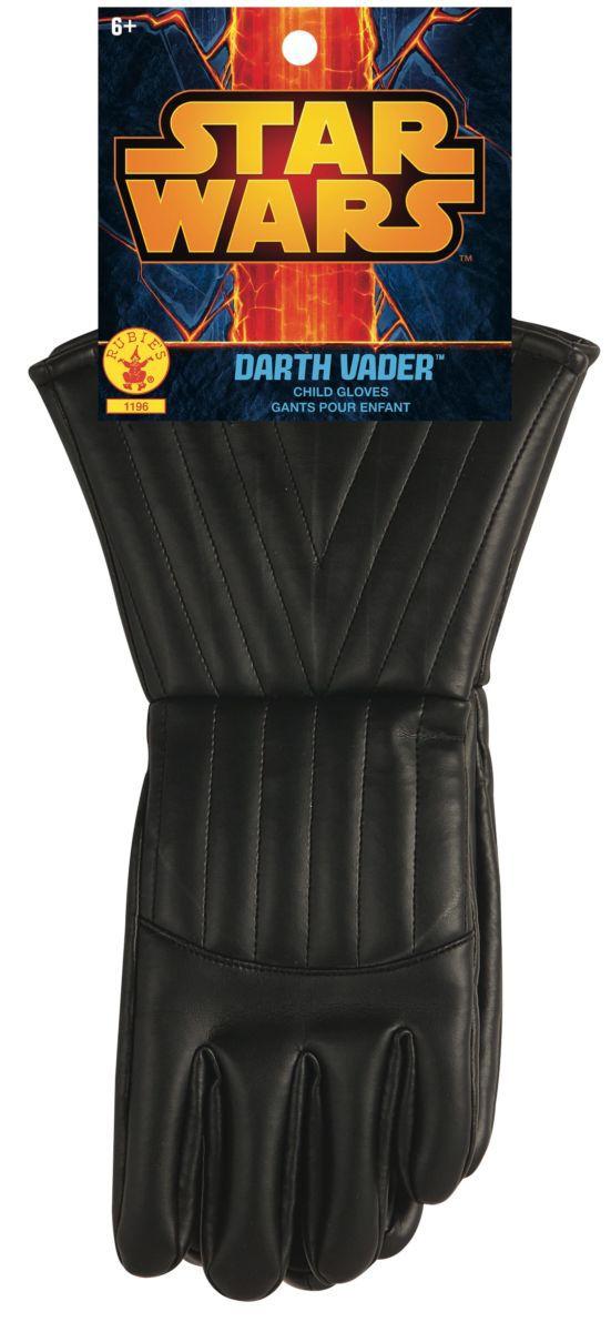 Luvas Darth Vader: Star Wars - Rubies Costumes - CD