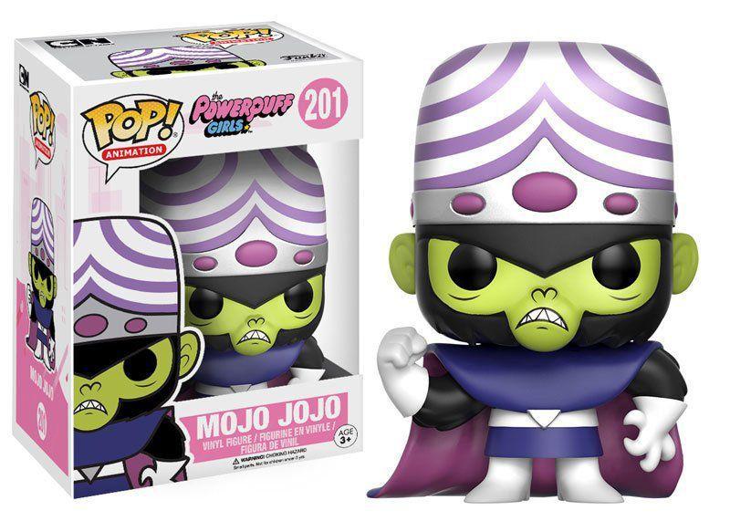 Funko Macaco Louco (Caco): As Meninas Super Poderosas #201 - Pop Funko
