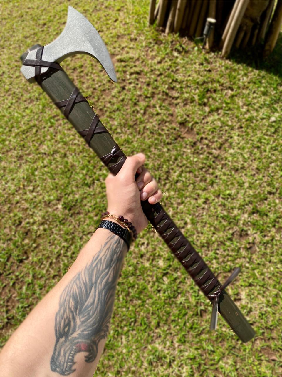 Machado Ragnar Lothbrok: Vikings