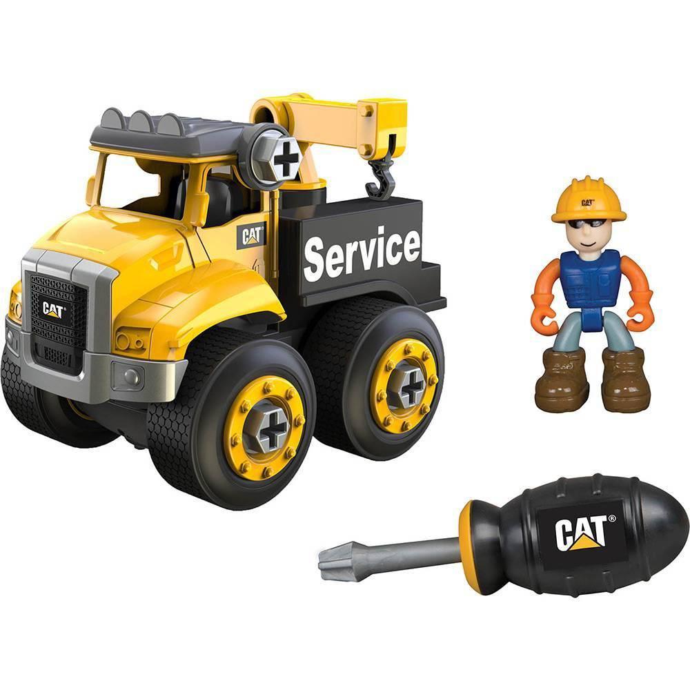 Machine Maker: Junior Operator (Service Truck CAT) - DTC
