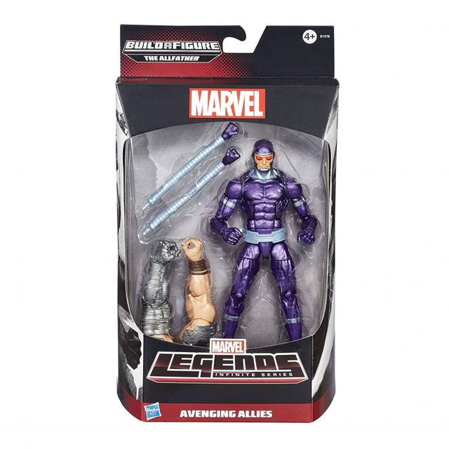 Machine Man Marvel Legends Infinite Series - Hasbro