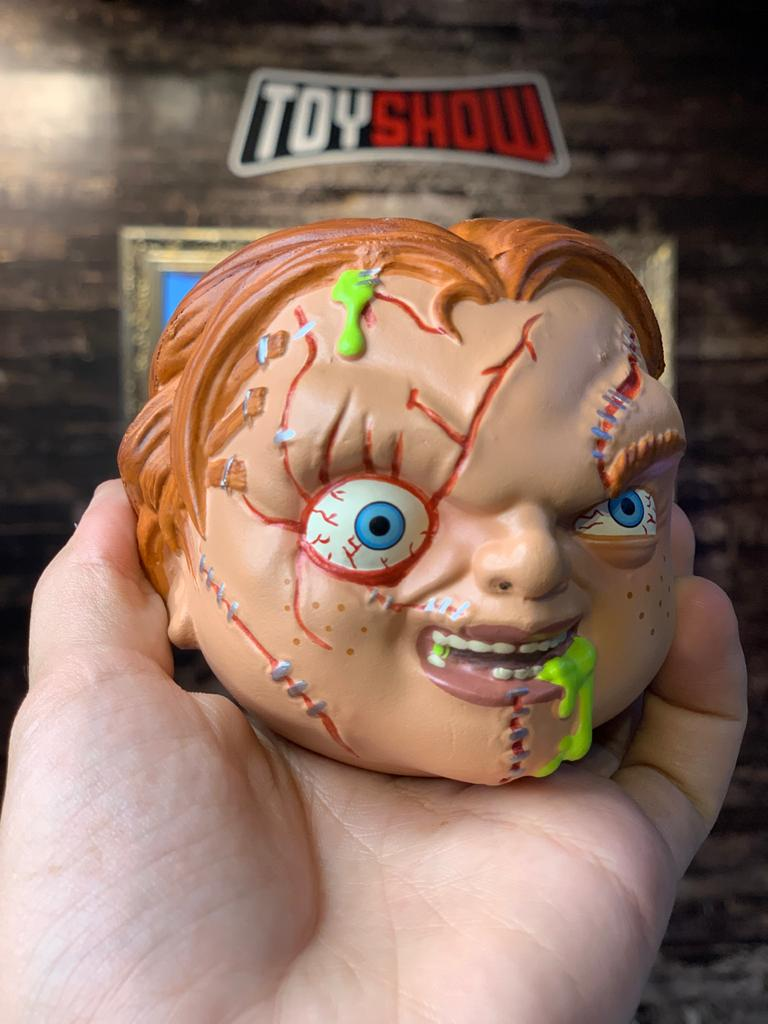 "Madballs Chucky 4"" (Horrorballs): Brinquedo Assassino (Child's Play) - KidRobot"