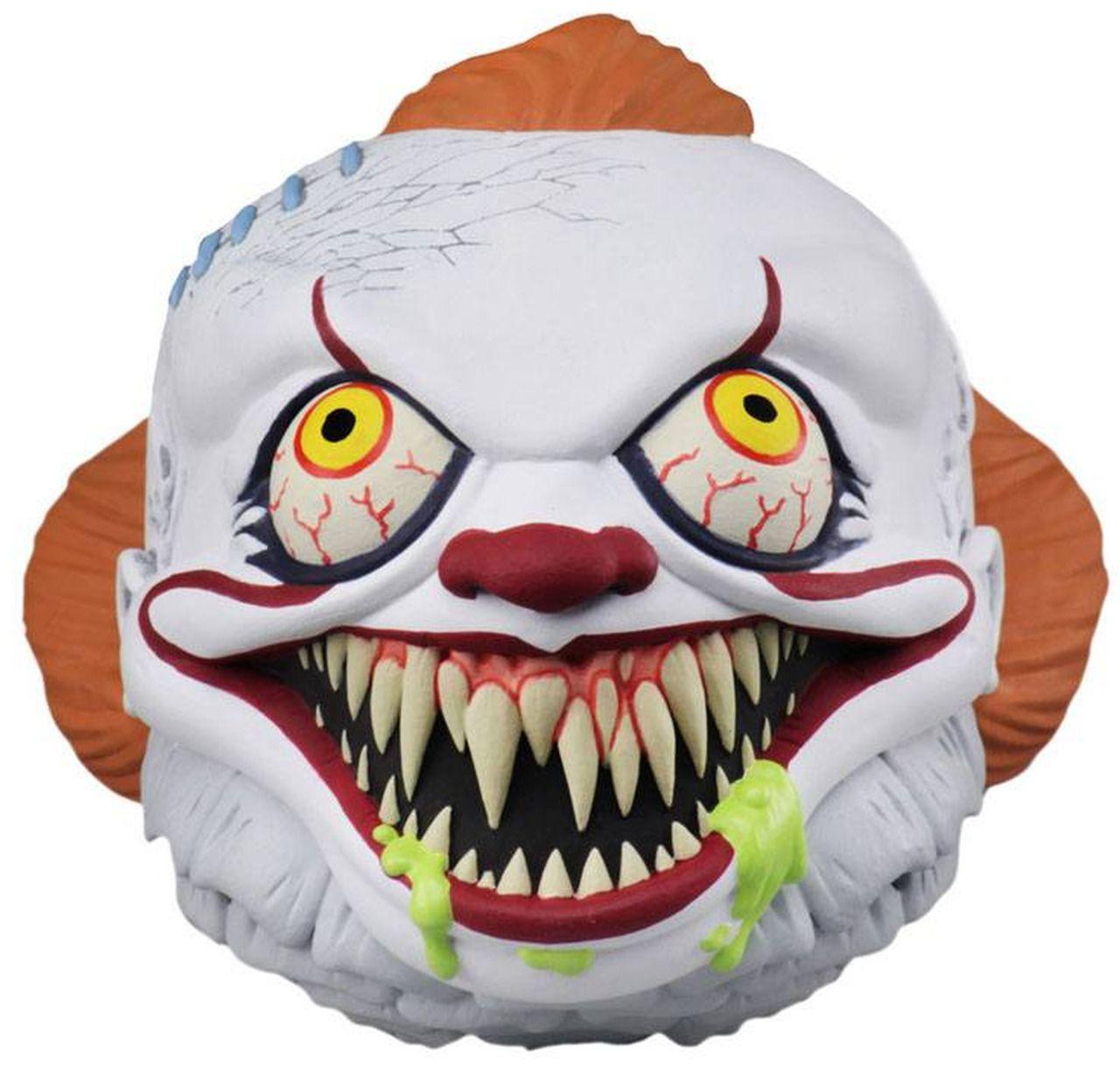 "Madballs Pennywise 4"" (Horrorballs): It - Filme (Movie) - KidRobot"