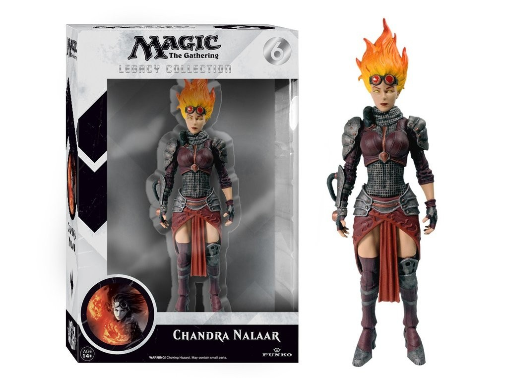Funko Magic The Gathering Chandra Legacy - Funko