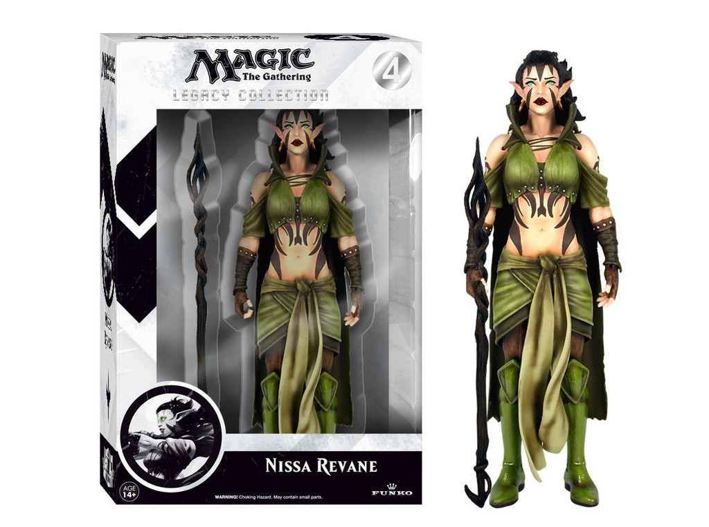 Funko Magic The Gathering Nissa Legacy - Funko