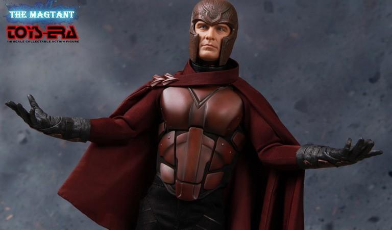 Magneto X-men Days of Future Past Escala 1/6  - Toys-Era (Produto Exposto)