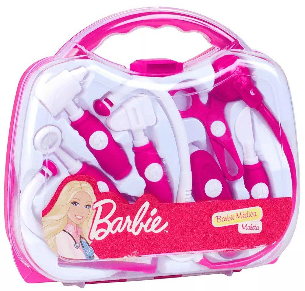 Maleta Kit: Barbie Médica