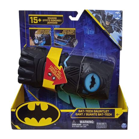 Manopla Batman (Azul): DC Comics - Sunny
