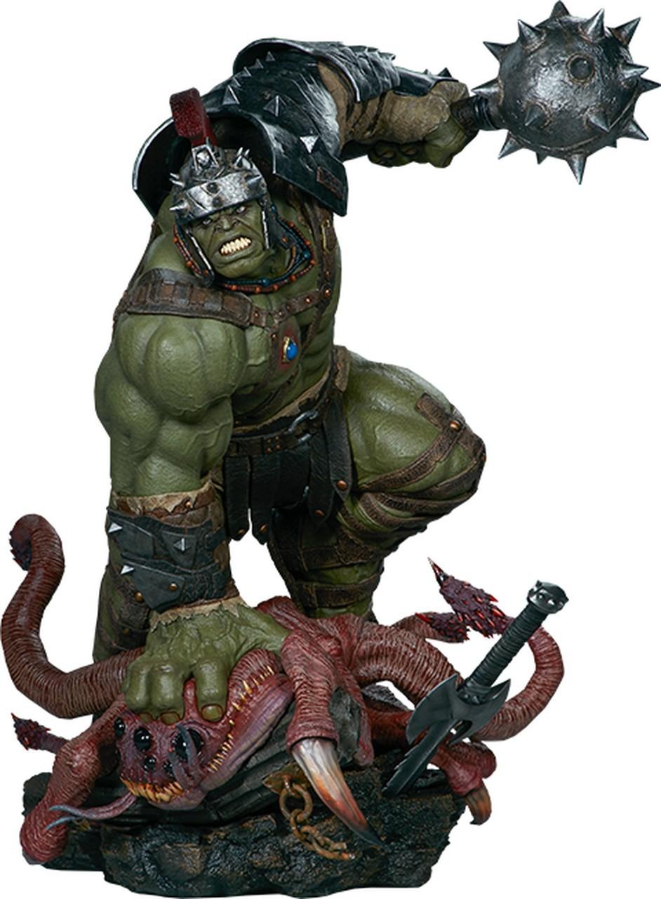 Maquete Hulk Gladiador: Marvel - Sideshow