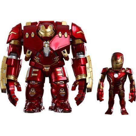 Mark XLIII (Battle Damaged Version) and Hulkbuster Vingadores 2 Era de Ultron ? Artist Mix