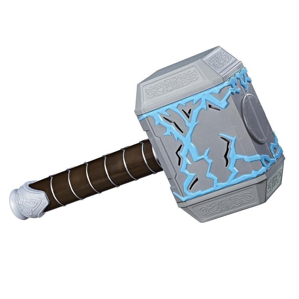 Martelo Thor (Golpe Poderoso): Thor Ragnarok - Hasbro