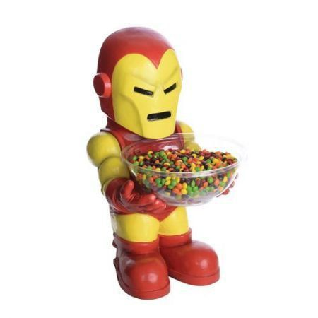 Marvel Candy Bowl Holder Iron Man - Rubies Costume