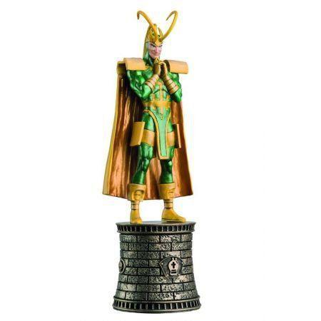 Marvel Chess #4 Loki Black Bishop - Eaglemoss
