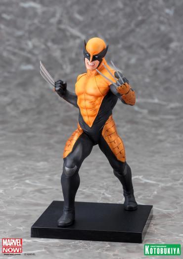 Estátua Wolverine: Marvel Now ArtFX+ Statues Escala 1/10 - Kotobukiya
