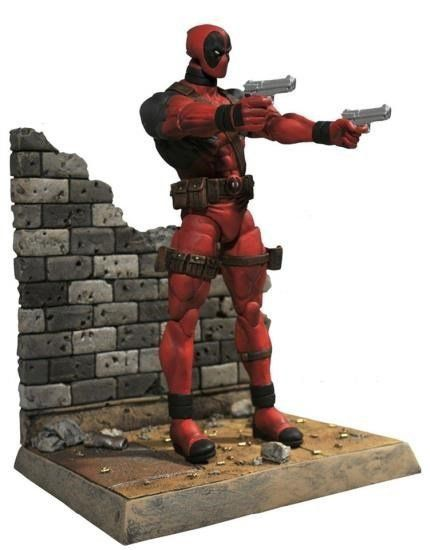 Action Figure Deadpool: Marvel Select - Diamond Select
