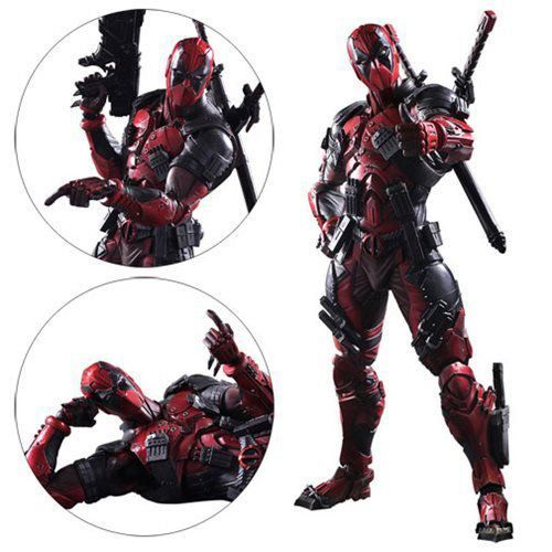 Boneco Deadpool: Marvel Variant Play Arts Kai - Play Arts Kai (Square Enix)
