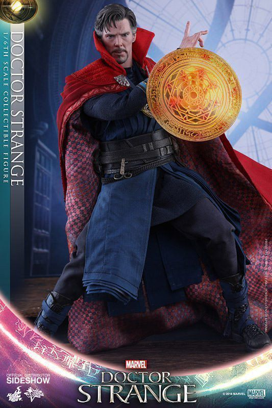 Boneco Doutor Estranho (Doctor Strange): Marvel Escala 1/6 - Hot Toys