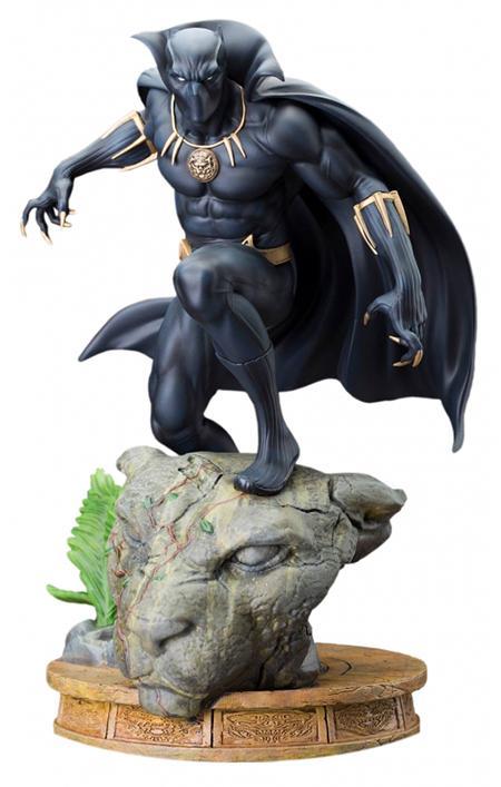 Estátua Pantera Negra (Black Panther): Marvel FineArts - Kotobukiya - CG