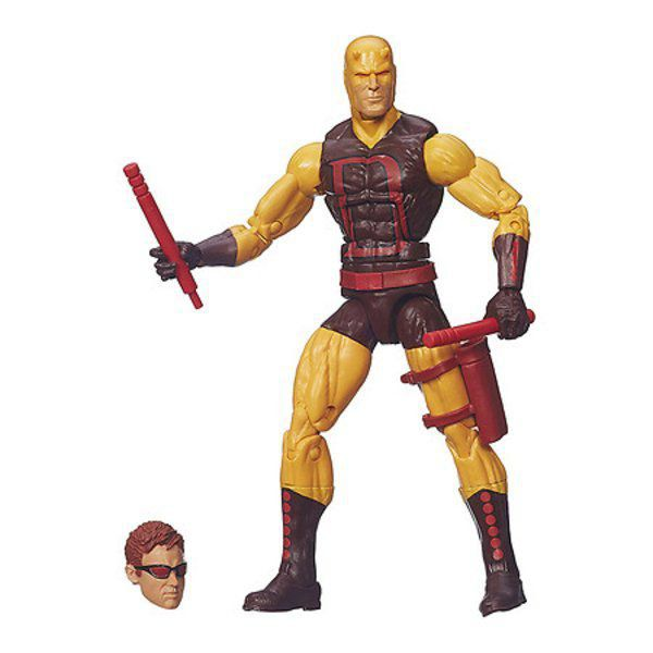 Boneco Demolidor (Daredevil): Marvel Legends Infinite Series - Hasbro