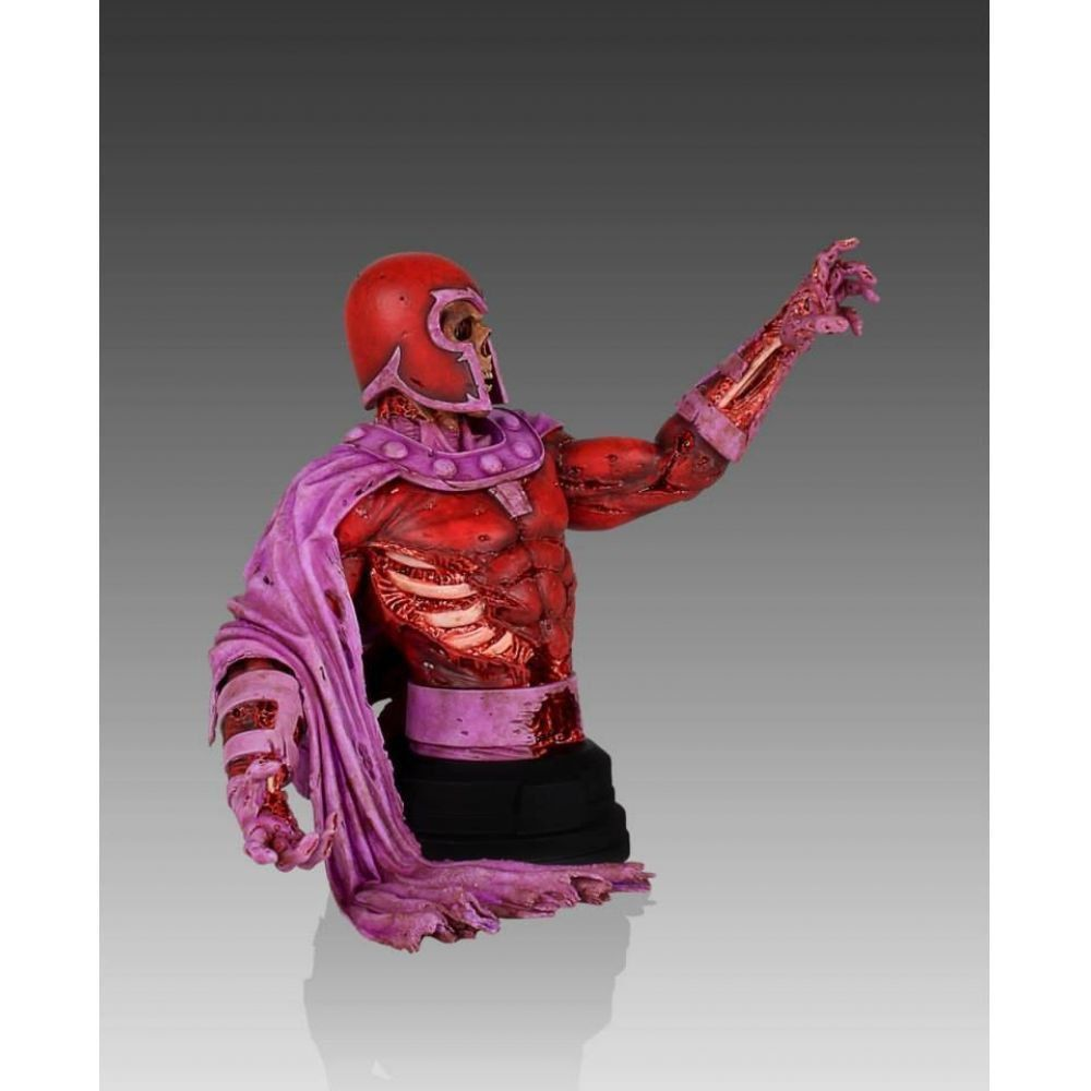 Marvel Mini Bust Magneto Zombie - Gentle Giant