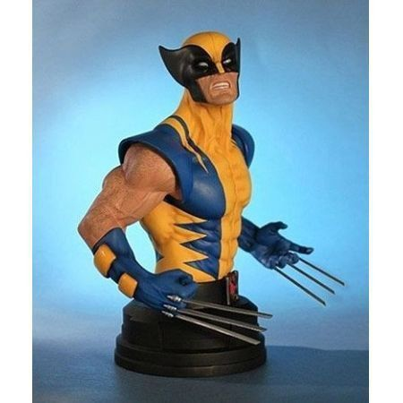 Marvel Mini Busto Wolverine - Gentle Giant