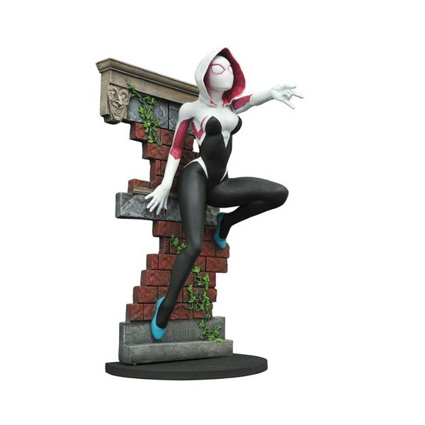 Marvel PVC Gallery: Spider-Gwen Escala 1/6 - Diamond Select